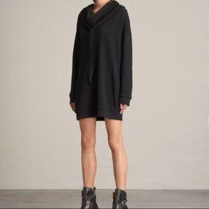 AllSaints Kaye Sweat Dress